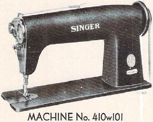 Parts for singer sewing machine Foto