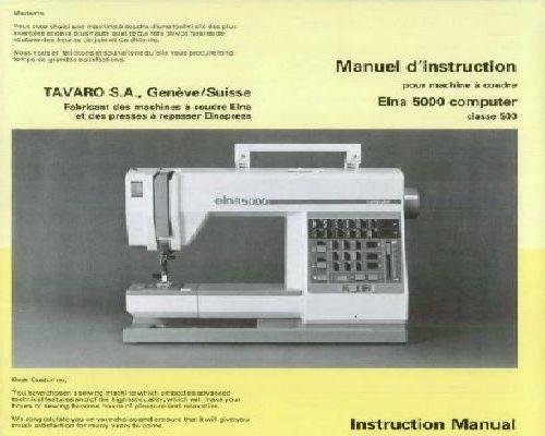 elna 5000 sewing machine instruction manual rh sewingonline co uk elna 500 manual elna 5000 sewing machine instruction manual