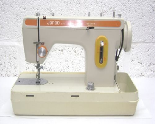 Jones Brother 40 Sewing Machine Gorgeous Jones Sewing Machine Manual