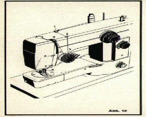 pfaff creative 7570 sewing machine manual