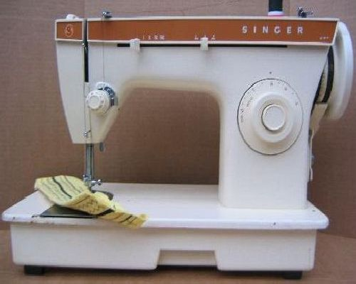 Singer sewing machine instructions page 2.