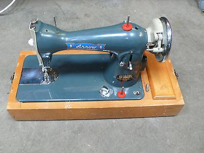 Arrow Sewing Machine Instruction Manuals Stunning Arrow Sewing Machine