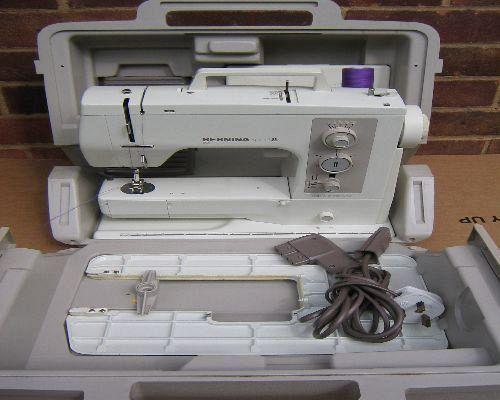 Bernina 801 802 803 SPORT Sewing Machine Instruction Manual