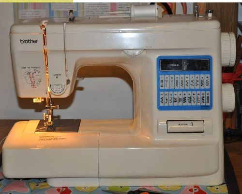 Brother Sewing Machine Manuals | ThriftyFun