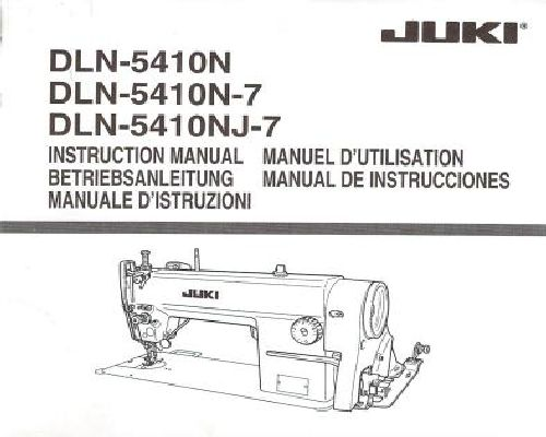 juki industrial sewing machine instruction manuals rh sewingonline co uk Kingston Sewing Machine Service Manual PDF Kingston Sewing Machine Service Manual PDF