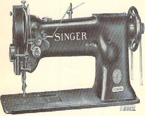 Singer Industrial Sewing Machine Parts Books List 4