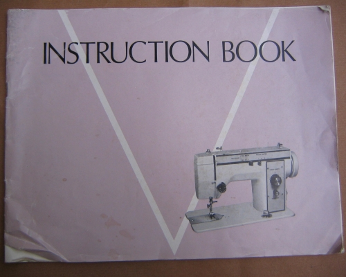Newhome Sewing Machine Instuction Manual Adorable New Home Sewing Machine Threading Instructions
