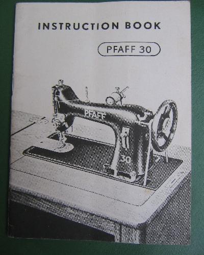 pfaff 30 sewing machine instruction manual rh sewingonline co uk pfaff sewing machines manuals 1471 pfaff 262 sewing machine manual