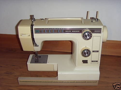 New Home Sewing Machine Model  Value