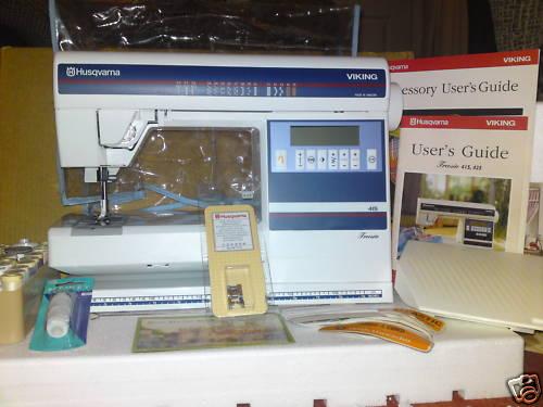Viking 40 Sewing Machine Stunning Husqvarna Viking Freesia 425 Sewing Machine