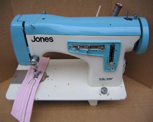 Jones Brother Zig Zag Sewing machine Simple Brother Zig Zag Sewing Machine