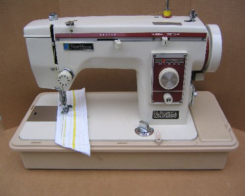 New Home 40 Sewing Machine Manual Amazing New Home Sewing Machine Models
