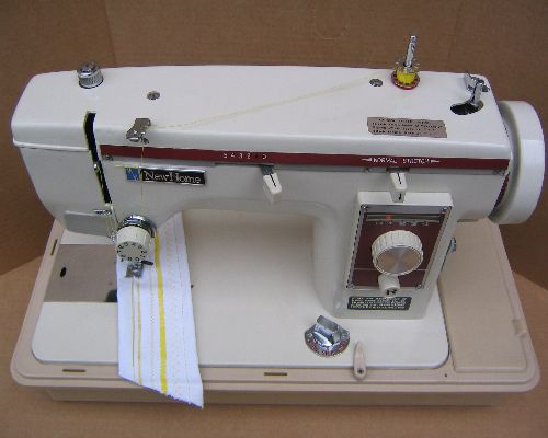 New Home 40 Sewing Machine Manual Cool New Home Sewing Machine Threading Instructions