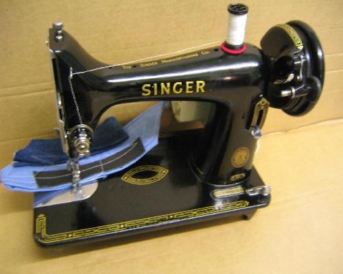 Singer model 99k Sewing Machine