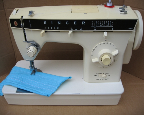 Singer 40 Fashion Mate Multistitch Sewing Machine Simple Singer 360 Sewing Machine